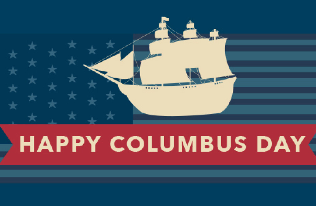 Columbus Day - No School